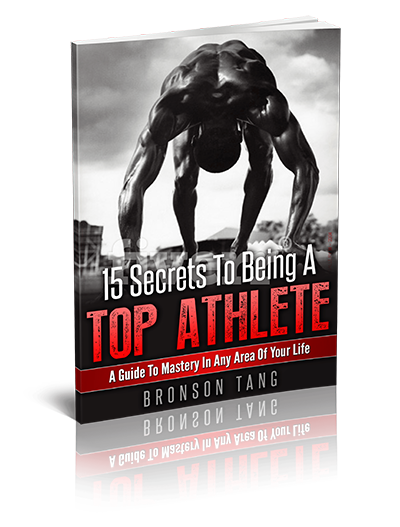 FREE: 15 Secrets To Being A Top Athlete